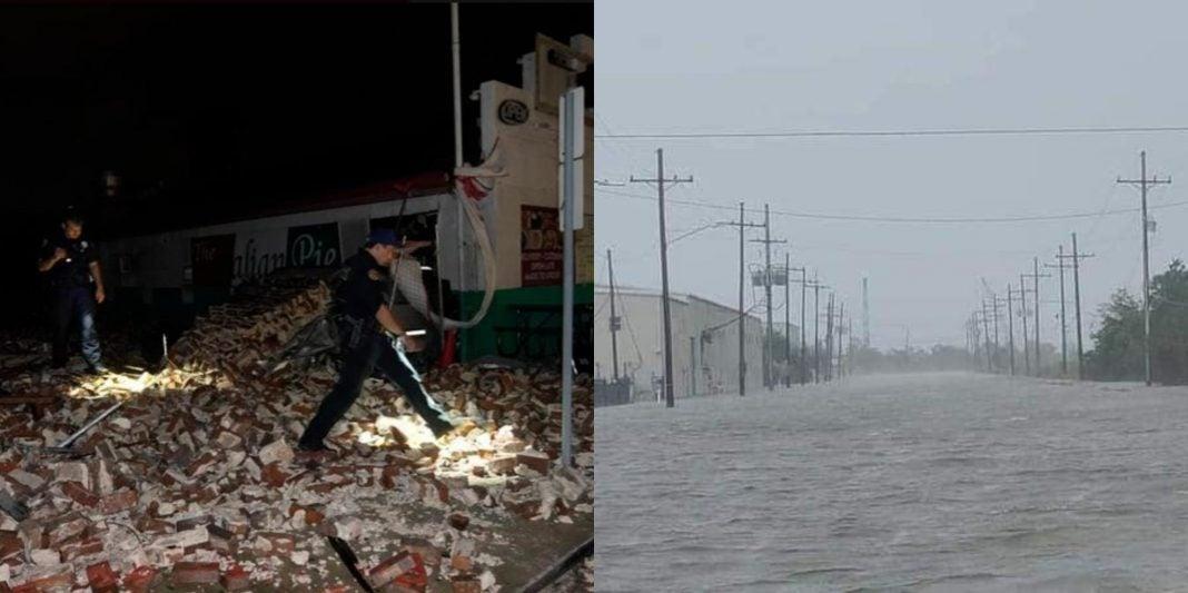 hondureños en luisiana huracán Ida
