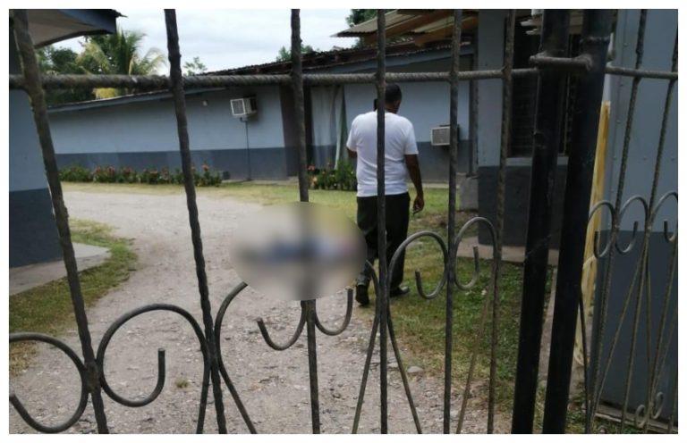Colón: sacan a hombre de motel y lo acribillan a disparos