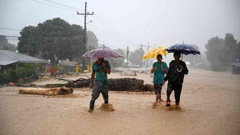 Ida se convierte en huracán y dejará lluvias en Honduras