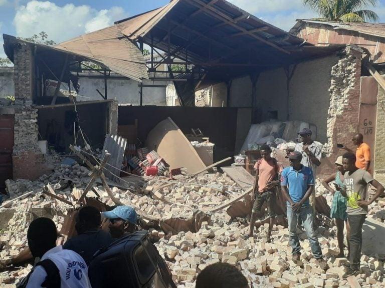 Terremoto en Haití deja al menos 29 muertos y más crisis