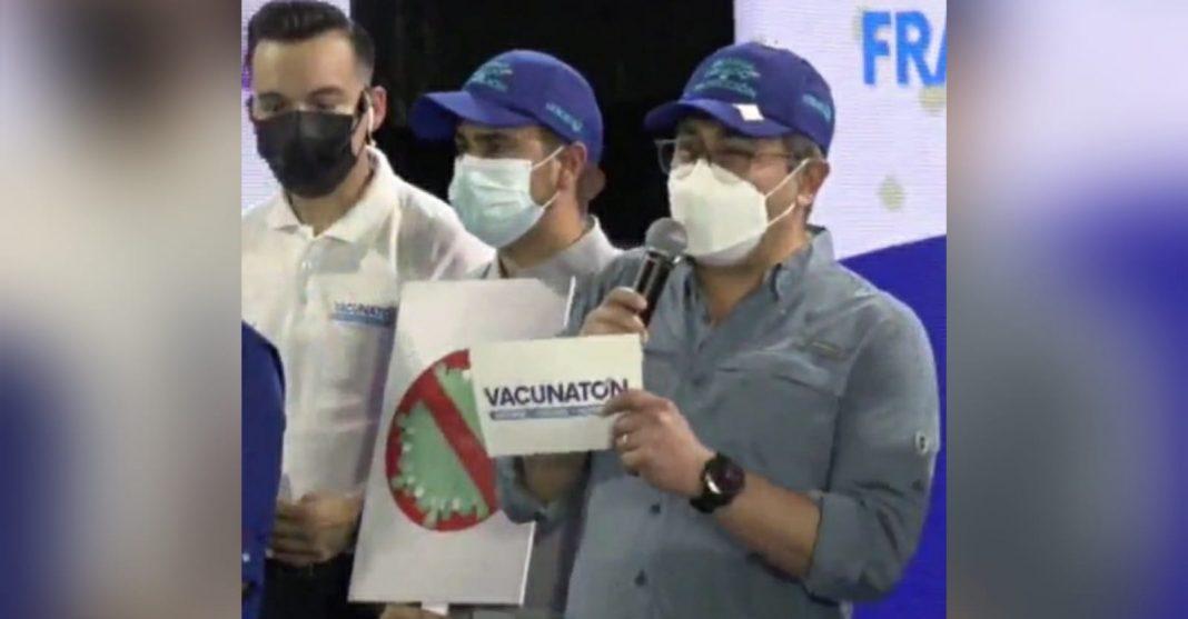 vacunas Pfizer a Honduras agosto