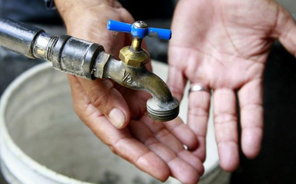 cortes de agua sps