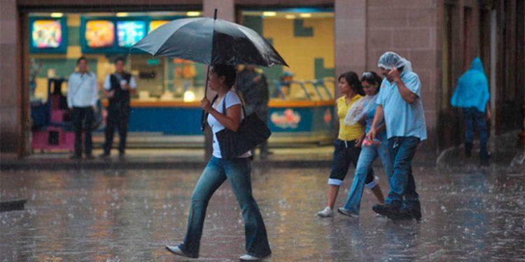 CLIMA  Lluvias y actividad eléctrica todo el fin de semana