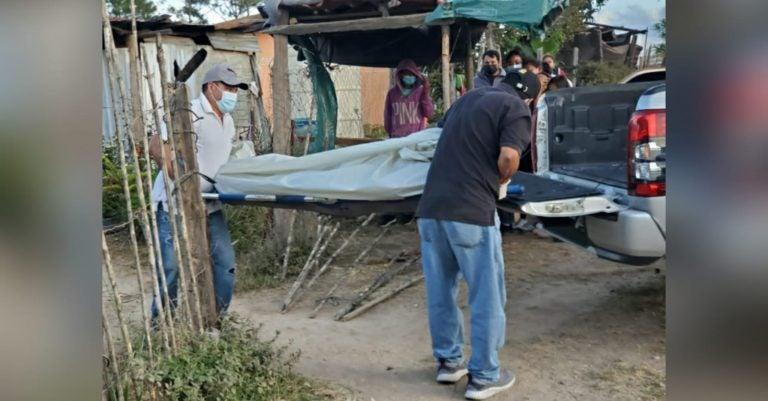 A metros de un retén, matan a vendedor de verduras en la capital