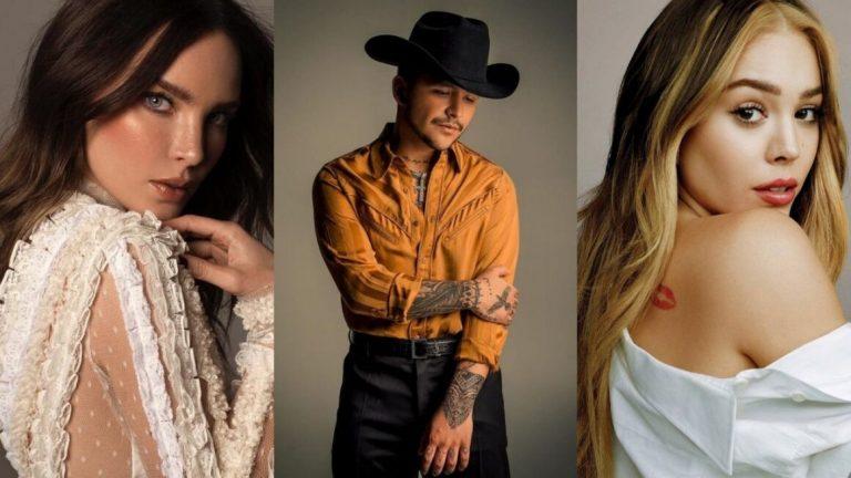 Belinda prohíbe a Christian Nodal trabajar con Danna Paola