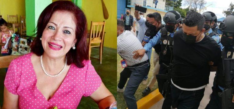 Piden prisión preventiva a implicado en caso de Carolina Haylock