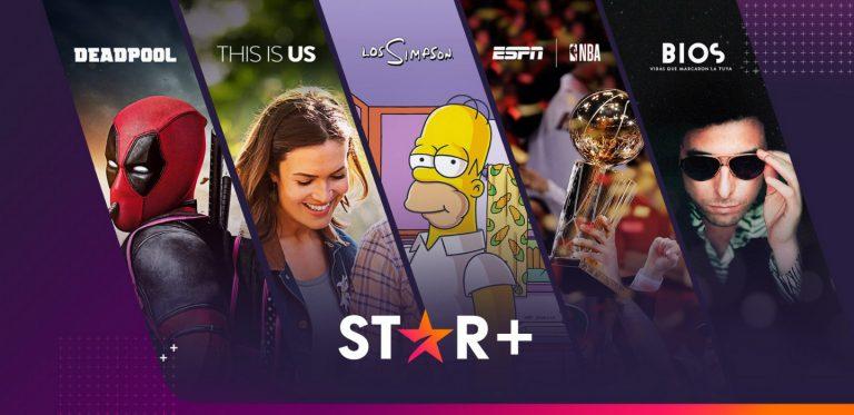 Star+, la nueva plataforma de Disney para América Latina