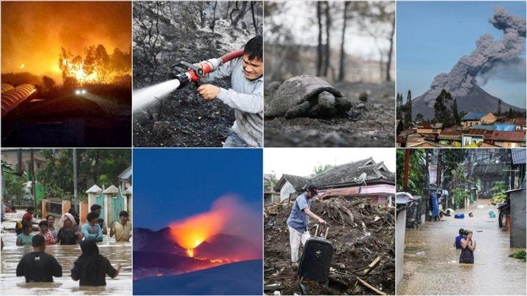 Informe de la ONU advierte sobre el irreversible cambio climático