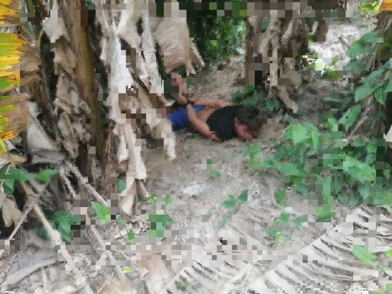 """Cuando iban a """"ejecutarlo"""", rescatan a joven en La Ceiba"""