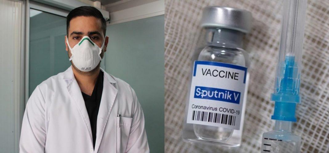 vacunas Sputnik V para Honduras