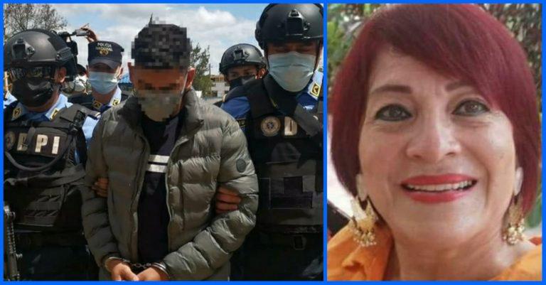 Llega a la DPI segundo detenido por muerte de Carolina Echeverría