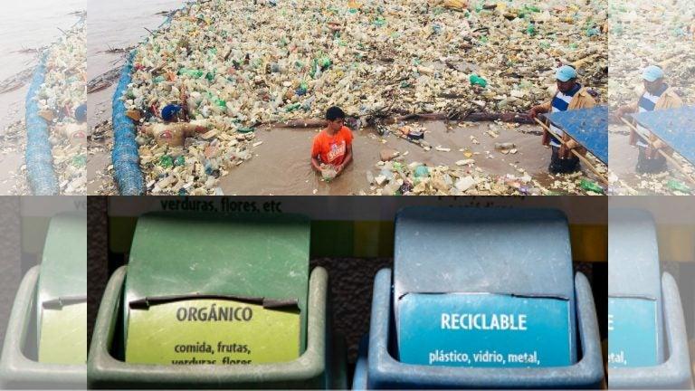 """Reciclaje, nueva """"idea"""" chapina para no enviar basura a Honduras"""