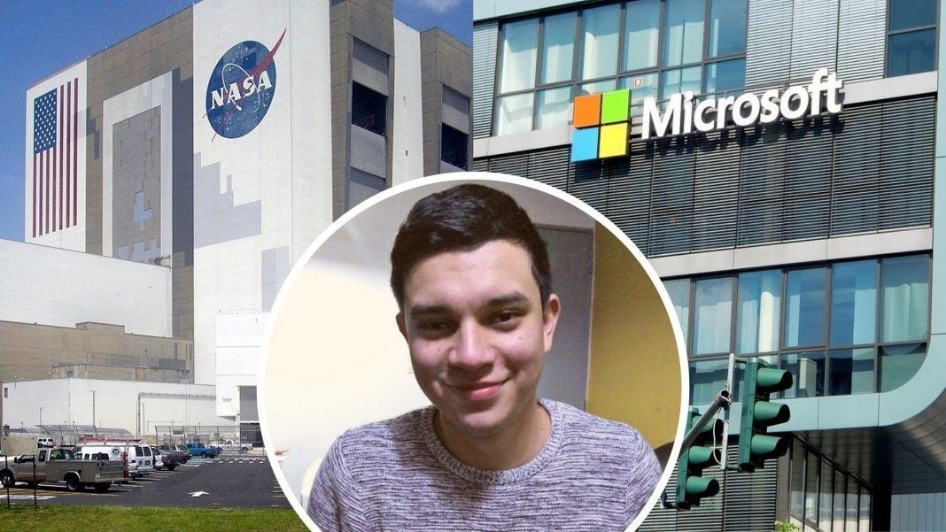 Carlos Bustillo hondureño Microsoft