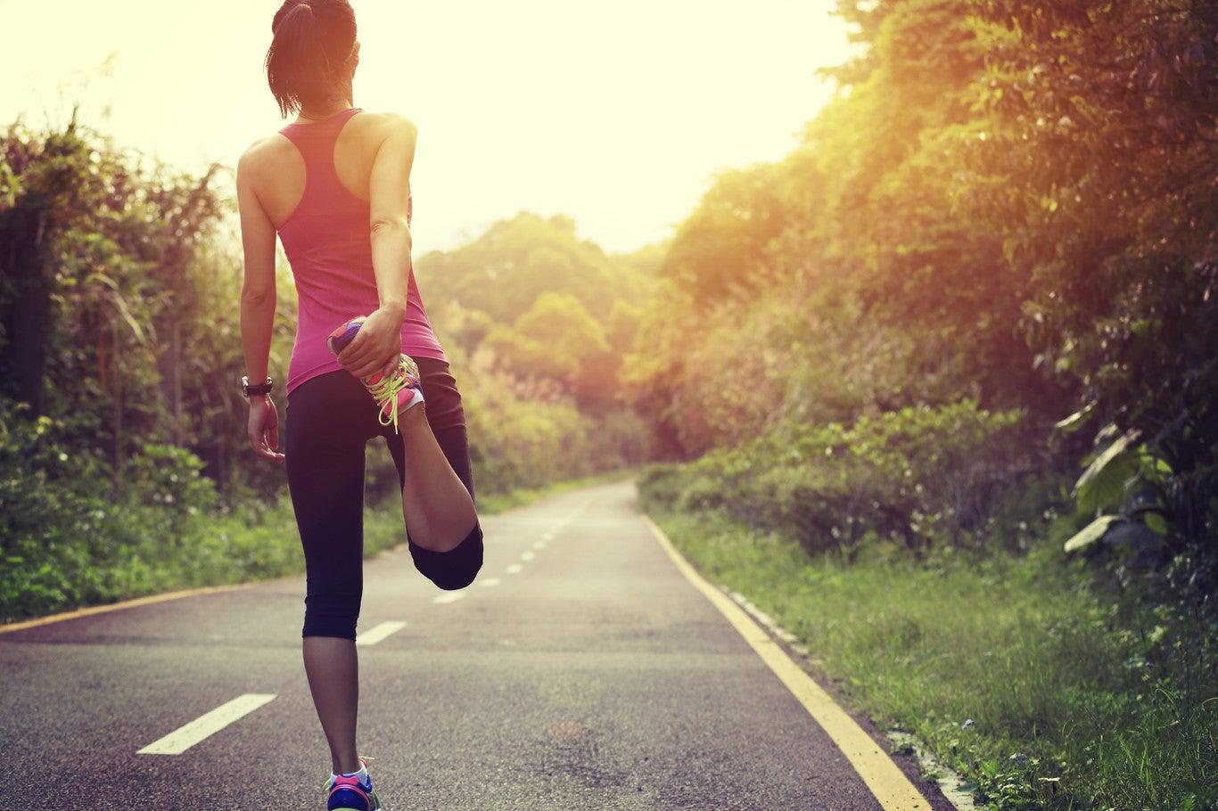 Para disfrutar del ejercicio y no tener molestias, se debe esperar un poco después de comer.