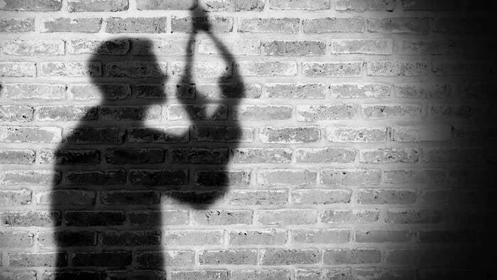 hombre se suicida Comayagua