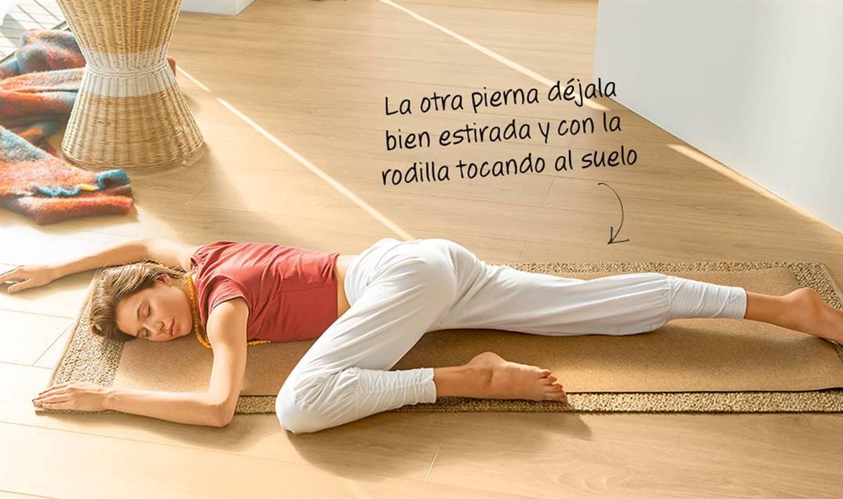 ejercicios dolor de cadera