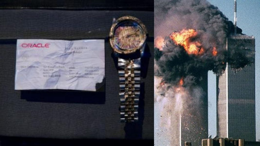 Reloj de Todd Beamer