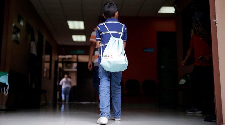 Dinaf: Diez mil menores migrantes serán retornados en 2021