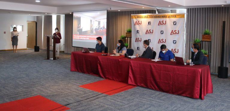 El 58 % de hondureños no está vacunado, revela informe de la ASJ