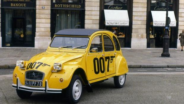 Citroën 2CV 007, una joyita para coleccionistas