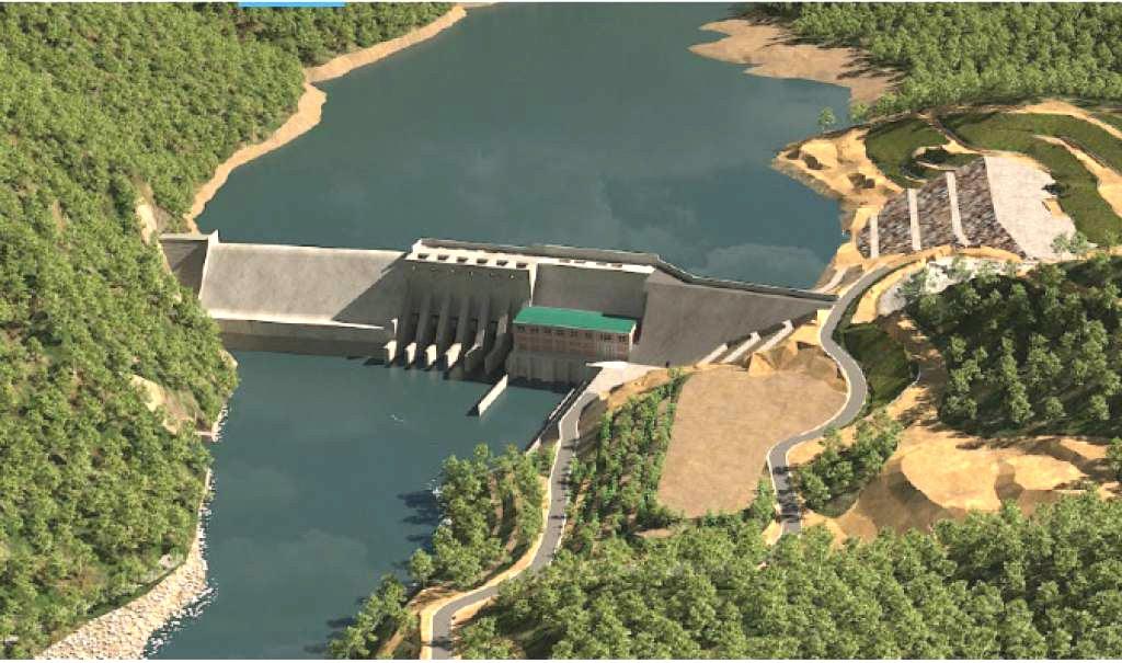 BCIE presupuesto de represa El Tornillo