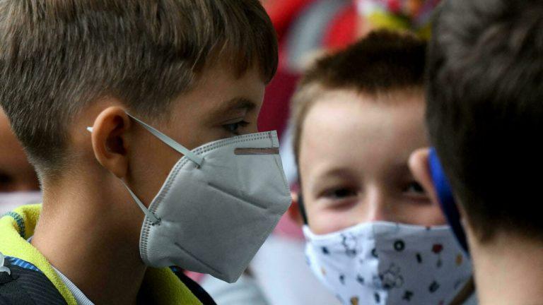 Niños alcanzan 10 % del total de contagios de COVID en Honduras