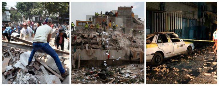 México: septiembre, el mes del pánico y los terremotos desde 1985