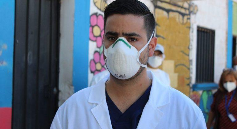 Salud: 98 % de hospitalizados por COVID-19 no están vacunados