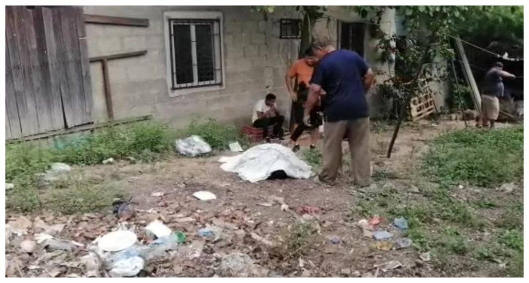 matan a hombre en Choloma