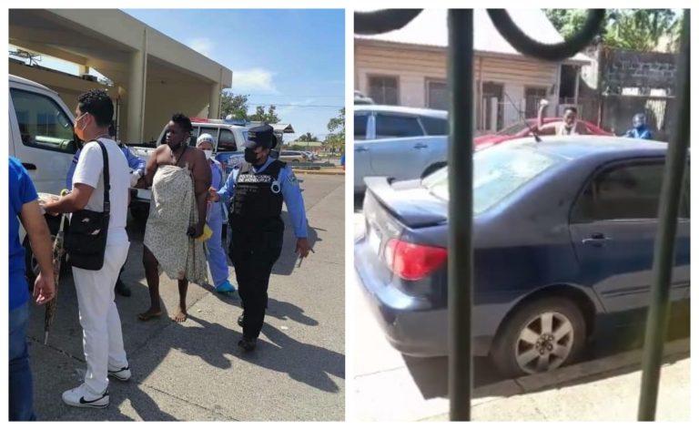 La Ceiba: dan tratamiento psiquiátrico a mujer que lanzaba orina