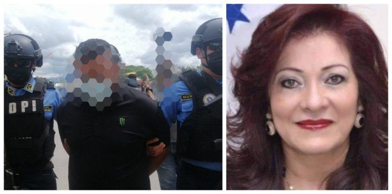Capturan a tercer implicado en asesinato de Carolina Echeverría