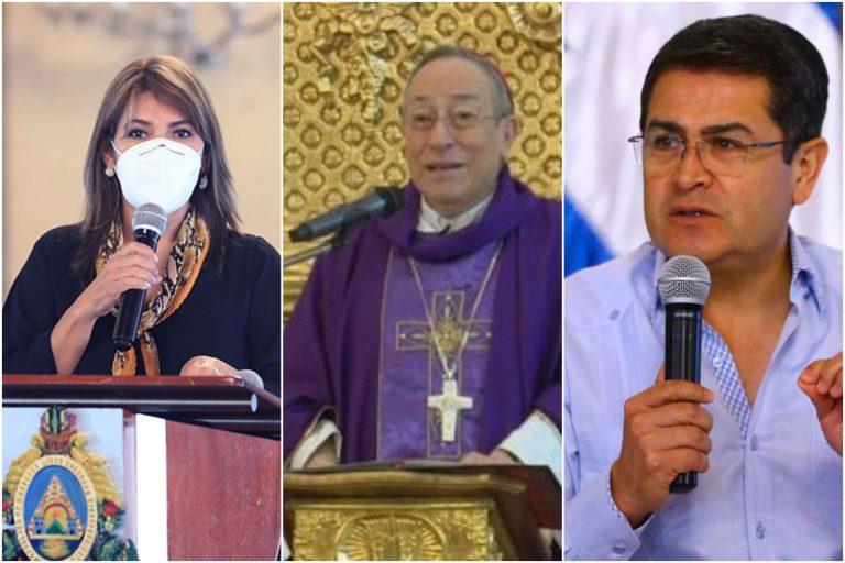 FRASES DE LA SEMANA| ¿Qué dijo Flores, Rodríguez y JOH?