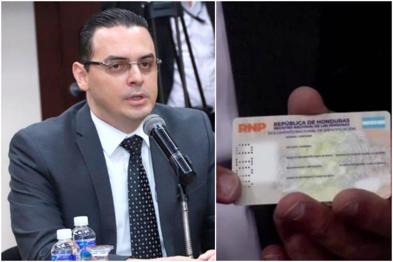 Presidente del CNE pide votar solamente con la nueva identidad