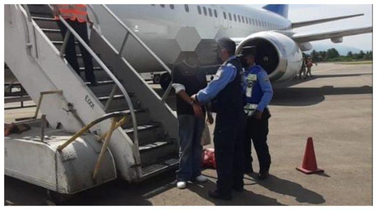 Cae hondureño deportado por matar a su hermano en Intibucá