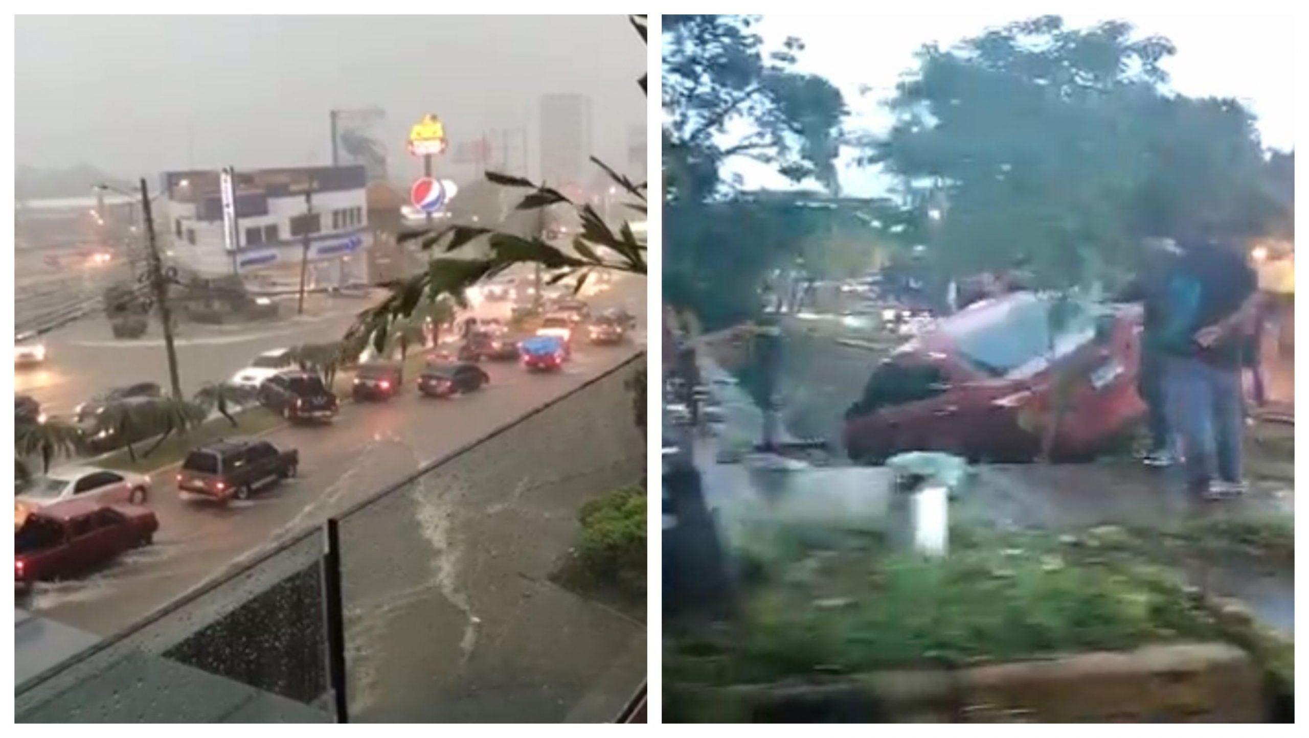 tormenta en SPS