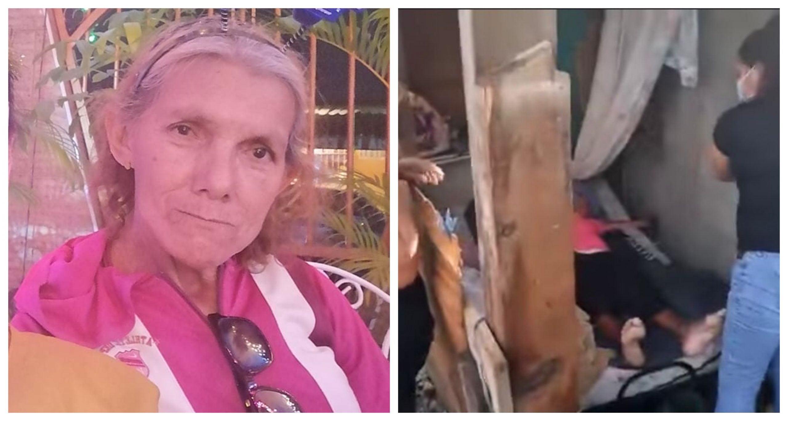 muere mujer en galera de SPS