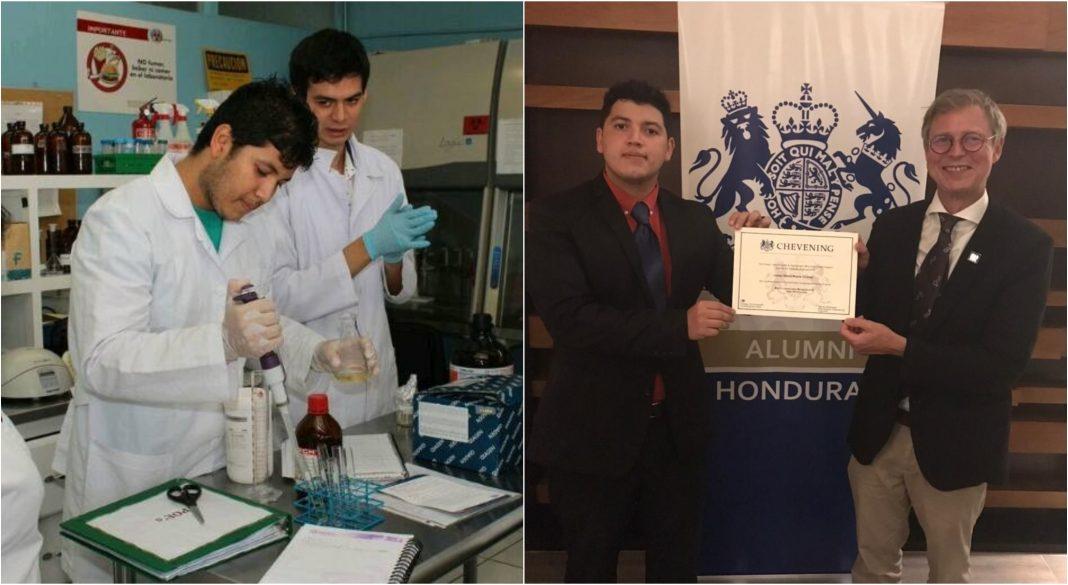 Johan Reyes investigador y biólogo
