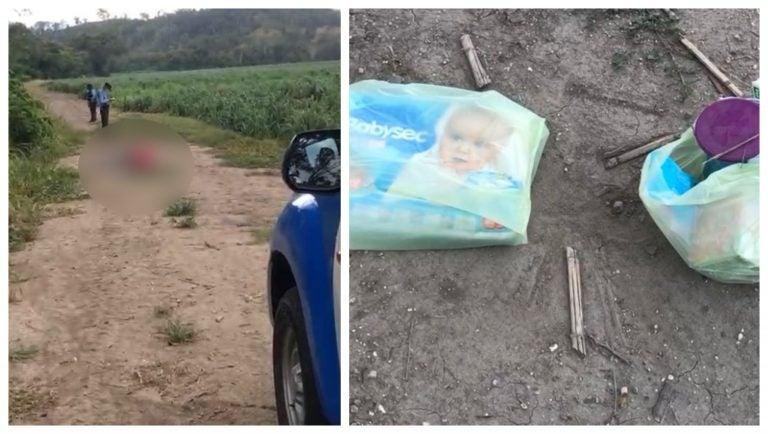 Cuando regresaba de comprar pañales, matan a mujer en Choloma