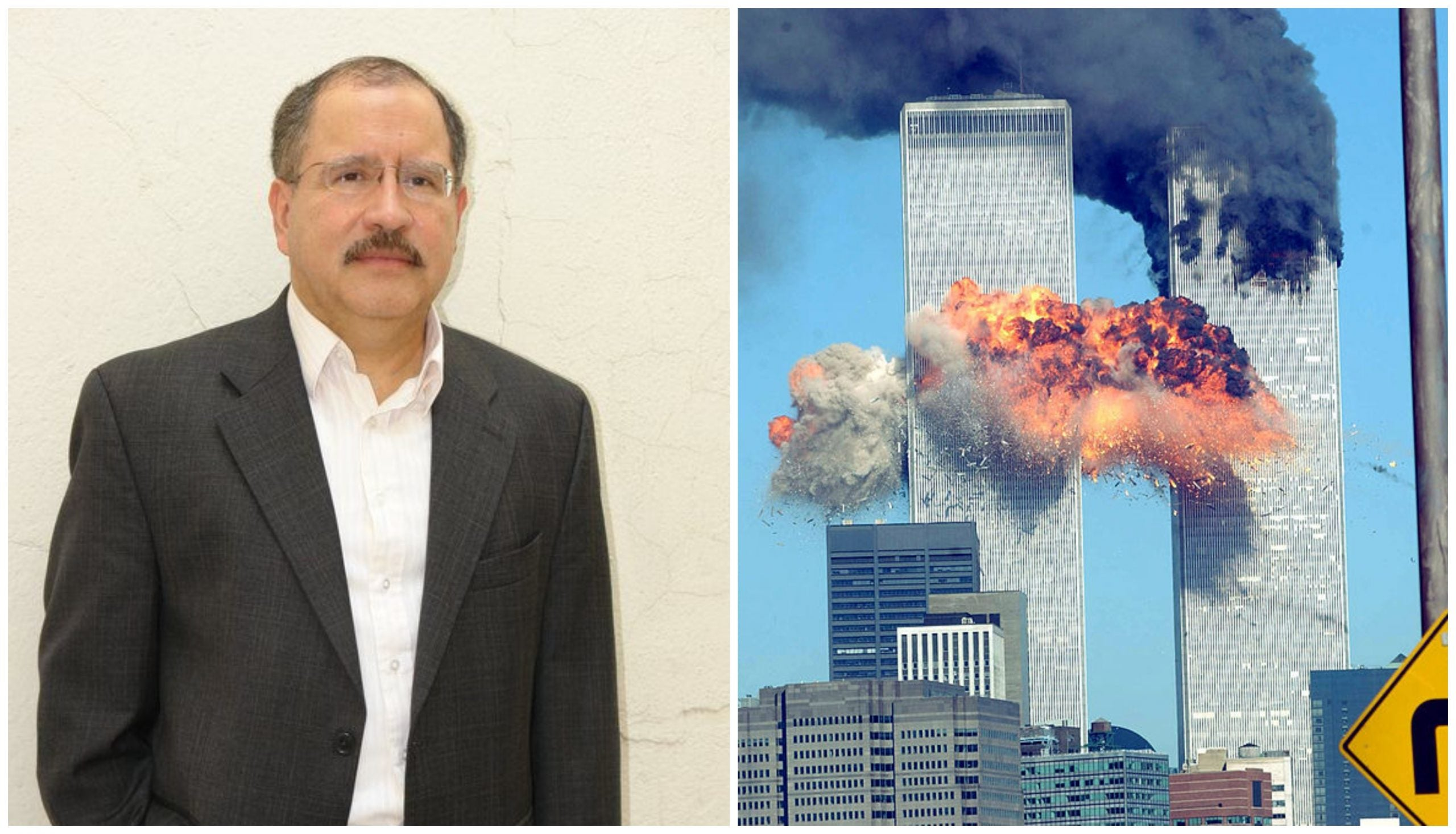 Cómo vivó Hugo Noé Pino los atentados del 9/11