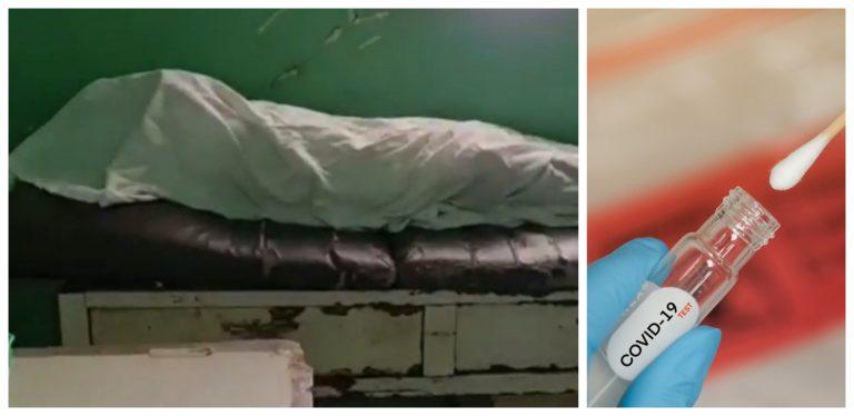 Iba al hospital: mujer de 61 años muere por COVID-19 en un bus
