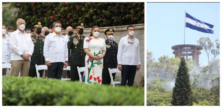 VÍDEO| Con siete cañonazos inician las fiestas del bicentenario