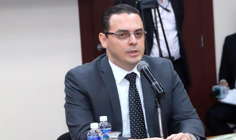 Kelvin Aguirre presidencia CNE