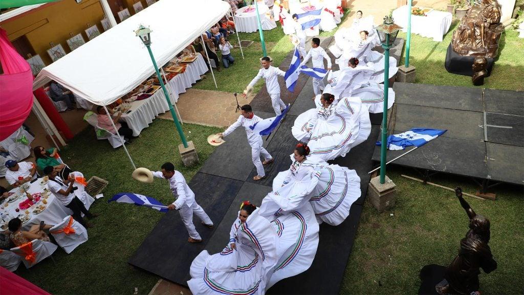 Este festival es muy conocido en toda Honduras.
