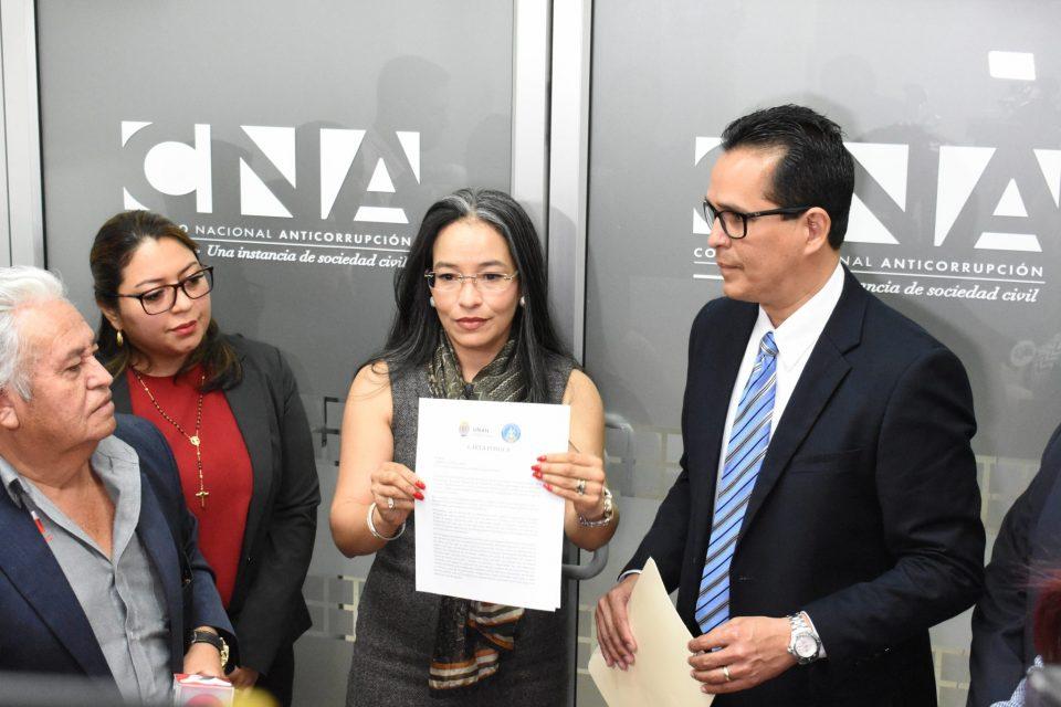 El CNA presentó un informe detallado en el que se explica y se prueba por qué acusan a la ministra.