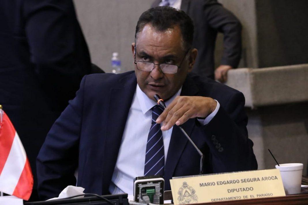 Mario Segura sesiones presenciales Congreso