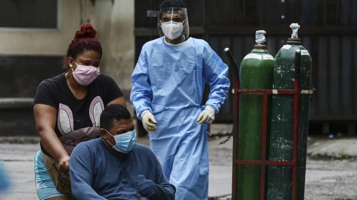La COVID-19 sigue causando dolor en las familias hondureñas.