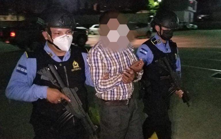 Cae pastor evangélico por matar una persona en Tegucigalpa