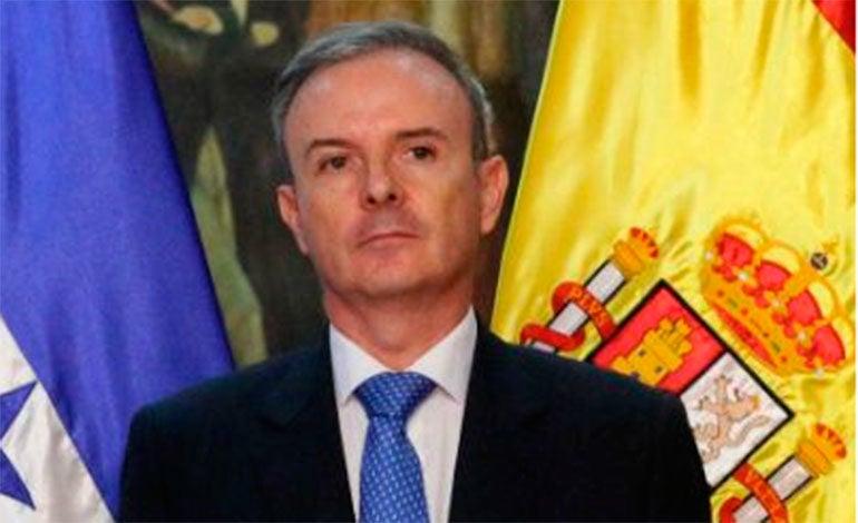 Embajador España observador