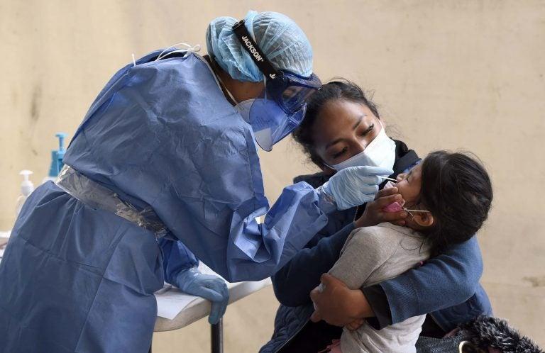 Cerca de 34,000 menores se han contagiado de COVID-19 en Honduras