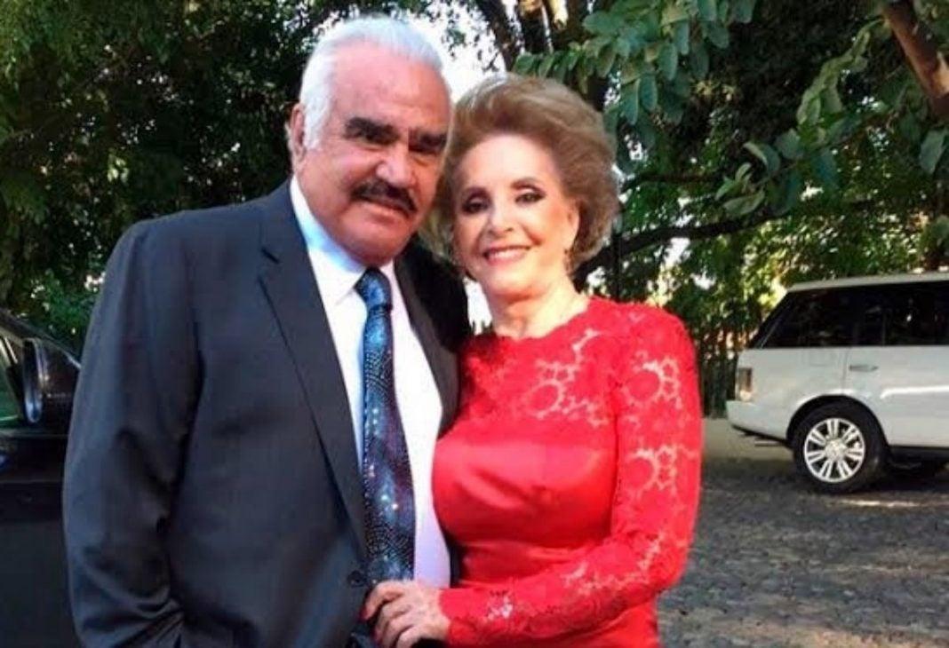esposa de Vicente hospitalizada